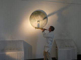 Performance vor meinem Werk - Ballhaus Düsseldorf